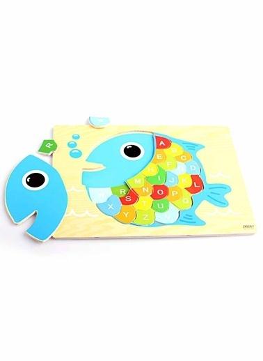 Learning Toys Eğitsel Ahşap Oyuncaklar Renkli